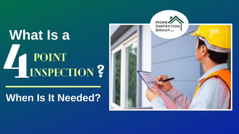 4 Point Home Inspections