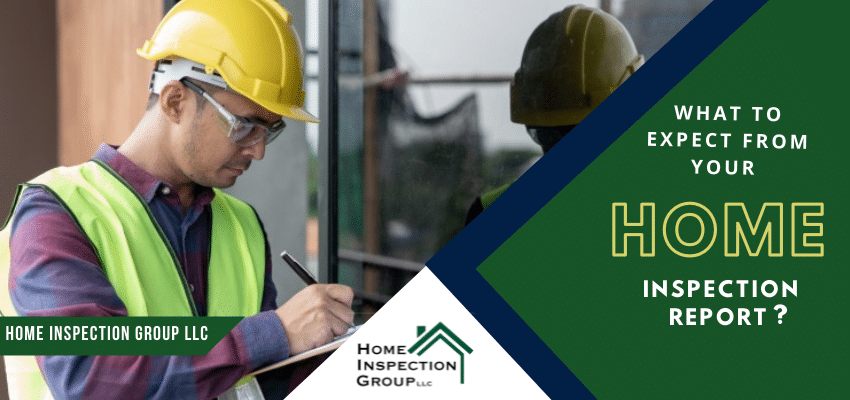What To Expect From Your Home Inspection Report
